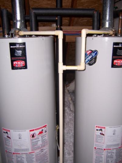 Water Heater Tpr Drain Internachi