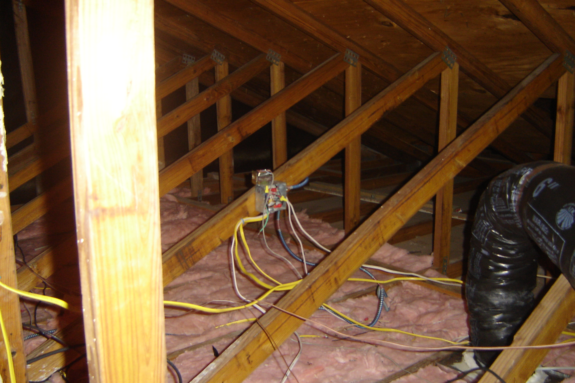 Check It Out Intl Association Of Certified Home Inspectors Log Wiring