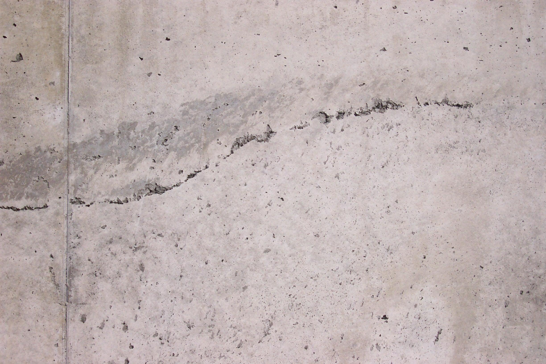 Concrete foundation question internachi for Concrete freezing