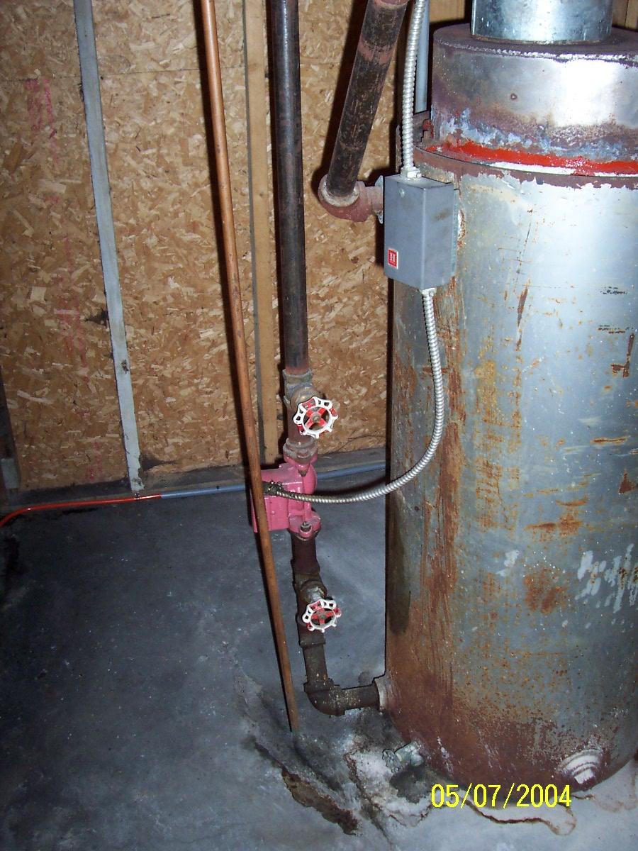 Good Or Bad Boiler Int L Association Of Certified Home Inspectors
