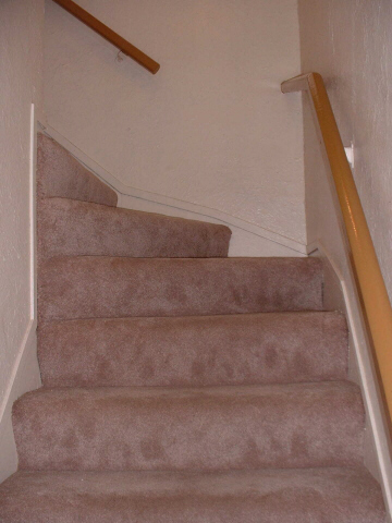 Narrow Stairs Int L Association Of Certified Home Inspectors