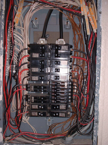 Wire for 125 amp service wire center four wire panel int l association of certified home inspectors rh nachi org wire needed for 125 amp service what size ground wire for 125 amp service greentooth Image collections