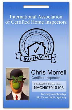 NACHI Sample ID Card: Front