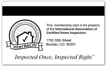 Sample ID Card: Back