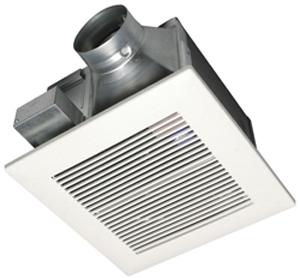 A Wall Mounted Humidistat Can Be Pre Set To Turn The Fan On And Off Based  On Different Levels Of Relative Humidity .