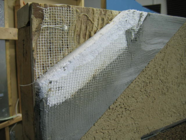 Images From The Stucco Amp Eifs Inspection Course Being