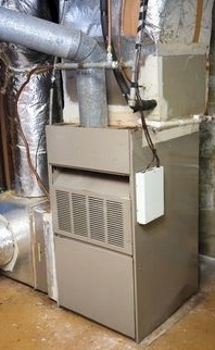 Faulty furnaces are common sources of CO in indoor air