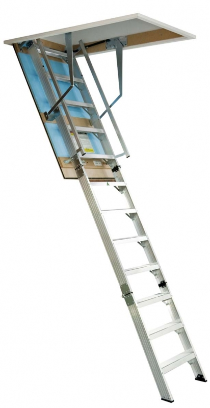 ... Attic Pull Down Ladder