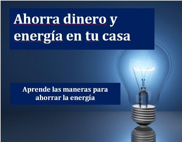 Las 10 maneras f ciles de reducir el consumo de energ a en - Maneras de ahorrar energia ...