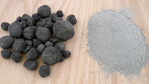 Portland Cement Clinker : Constituent materials of concrete internachi
