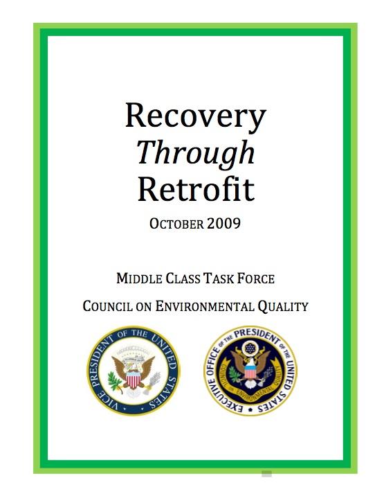 Recovery Through Retrofit