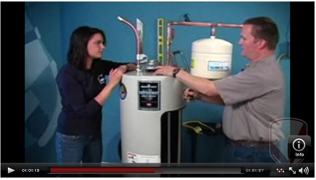Dating whirlpool water heaters