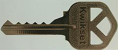 Les cambrioleurs peuvent utiliser des clés à percussion