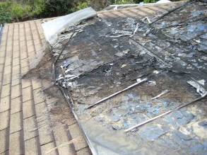 Solar Panel Fires And Electrical Hazards Internachi