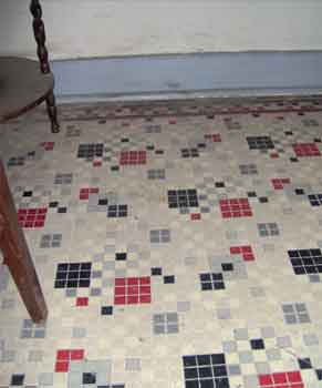 Classic older linoleum (ourtesy of U.S. Forest Service)