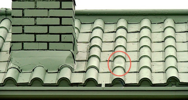 Mastering Roof Inspections Tile Roofs Part InterNACHI - Clay tile roof maintenance