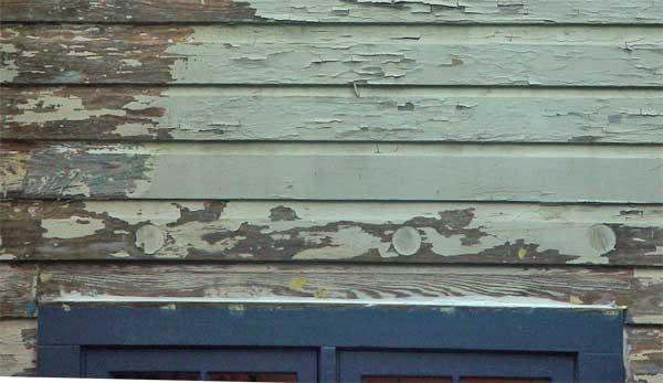 Wood Siding Old Wood Siding Types
