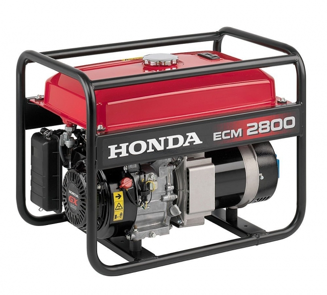 Portable generators are versatile and do not require a complicated setup.
