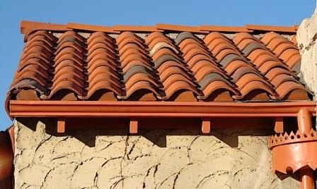 Mastering roof inspections tile roofs part 5 internachi for Spanish tile roofs