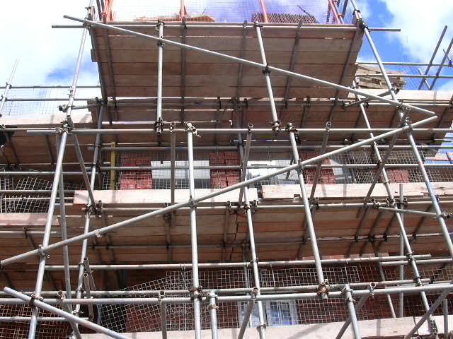 Scaffold Inspection Int L Association Of Certified Home