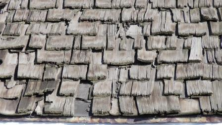 Here Are Some Of The Clues That A Roof Is Nearing The End Of Its Useful  Life. They Apply Mainly To Field Shakes And Shingles Over A Significant  Portion Of ...