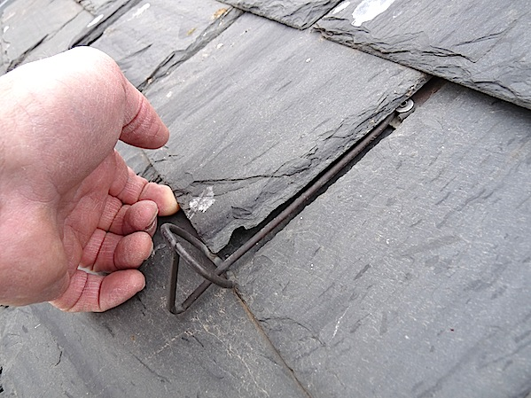 Mastering Roof Inspections Slate Roofs Part 11 Internachi