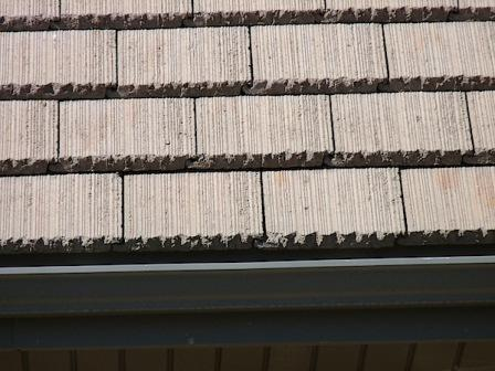 Mastering roof inspections tile roofs part 1 internachi for Flat tile roof