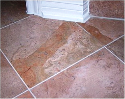 Linoleum Inspection Int L Association Of Certified Home