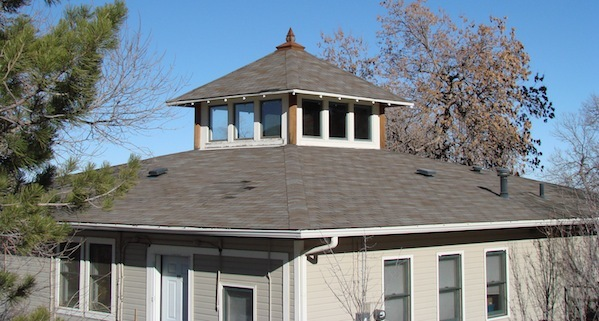 Mastering roof inspections roof styles internachi for Pictures of houses with cupolas