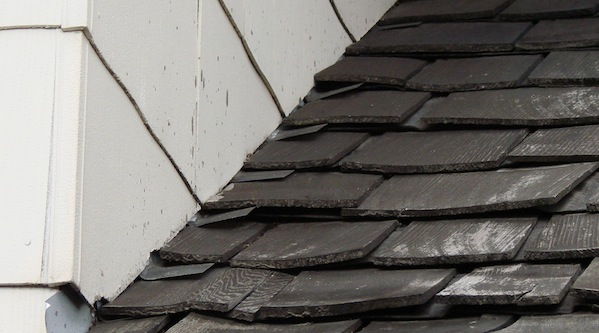 Rubber Roofing Installation Over Shingles : Mastering roof inspections flashing part internachi
