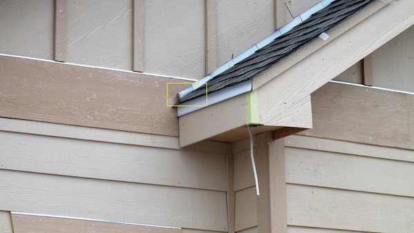 Exterior Wall Flashing : Mastering roof inspections flashing part internachi