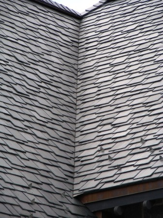 Mastering roof inspections flashing part 5 internachi for Types of roof covering materials