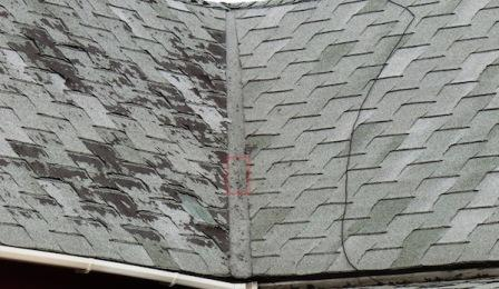 Failed Roll Roofing Valley Liners Are Common Because Roll Roofing Wonu0027t  Last Nearly As Long As Metal.