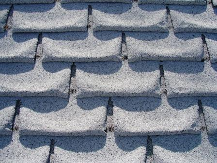 Since Organic Shingles Near The End Of Their Life Can Hold Considerably  More Moisture Than Fiberglass, They Can Exhibit Extreme Distortion, As You  See Here.