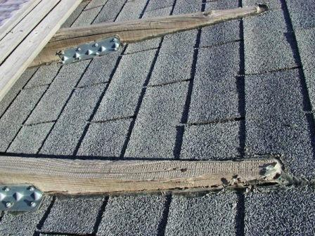 Superior ... Attaching Patio Cover To Existing Roof By Mastering Roof Inspections  Asphalt Composition Shingles ...