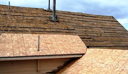 3 roofing improvements beneath the shingles for a more for What to use for roof sheathing