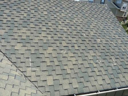 Mastering Roof Inspections Hail Damage Part 12 Internachi