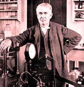 Edison's Early Accident - InterNACHI:What Edison did that left his mark on the invention was to develop a safe,  practical and affordable incandescent electric light for use in the home,  ...,Lighting