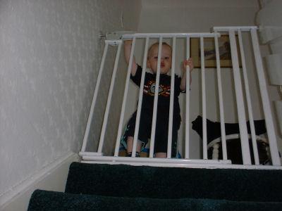 child safety gate