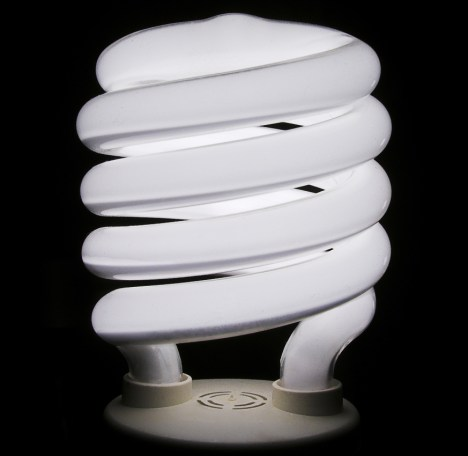 Compact fluorescent bulbs are often poor color renderers, despite being economical