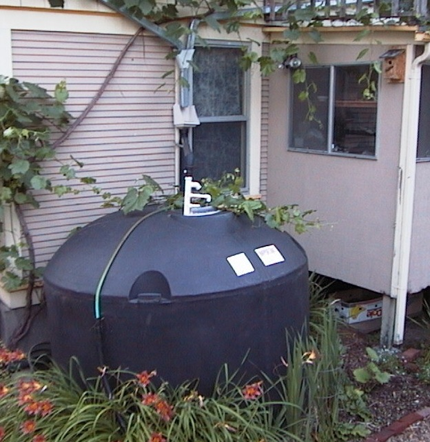 Rainwater catchment systems are used to harvest rainwater for a variety of purposes