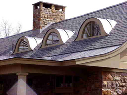 Eyebrow on An Eyebrow Dormer  Also Known As A Roof Eyebrow  Is A Wavy Dormer That