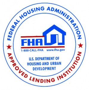 FHA insures loans to the benefit of lenders and borrowers