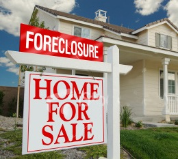 Foreclosure rates continue to rise into 2010