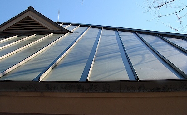 Metal Roofing Panels : Mastering roof inspections metal roofs part internachi