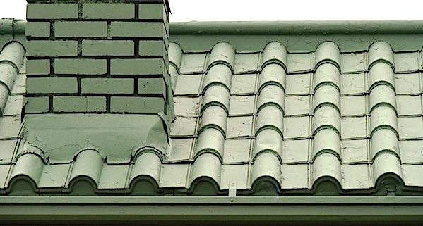 Metal roof metal roof made look like tile for Metal roof that looks like spanish tile