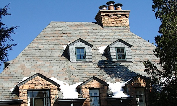 Mastering Roof Inspections Slate Roofs Part 6 Internachi