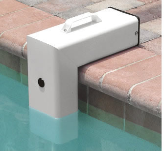 Pool alarms are safety features for children and pets.