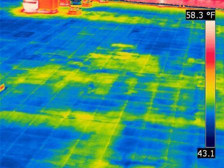 Ir Cameras Inspecting Roofs Internachi