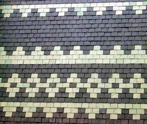 "Flexi-Tile Perfection Floor Slate Pattern Tile 20"" x 20"" x"